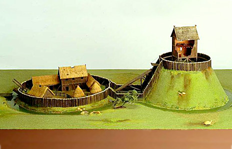 Motte And Bailey
