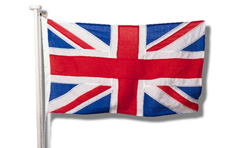 UK Flag (Union Jack)