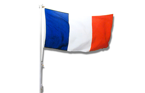 French Flag (Tricolore)