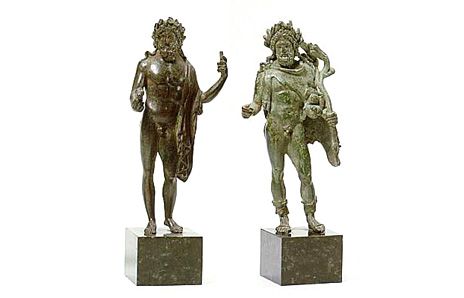 Poseidon And Silvanus