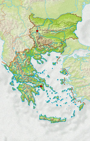 Bulgaria And Greece