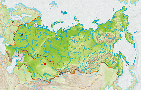 Russia And Kazakhstan