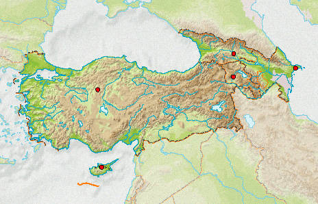 Turkey And The Caucasus