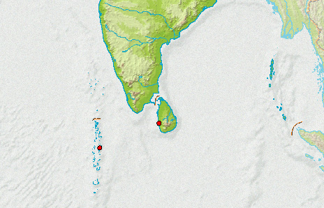 Southern India And Sri Lanka
