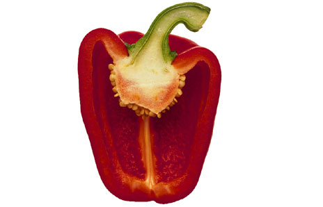 Fresh Red Pepper