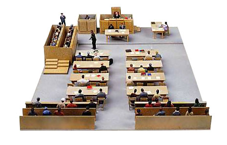 Courtroom Model