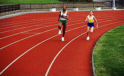 Track Runners