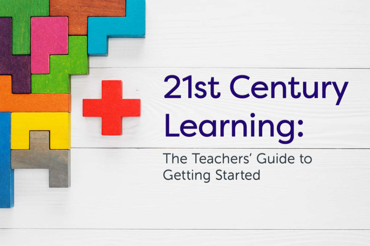 Teacher resources for 21st century learning in the classroom