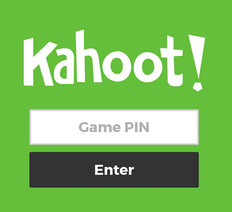 Kahoot! is a hoot for students