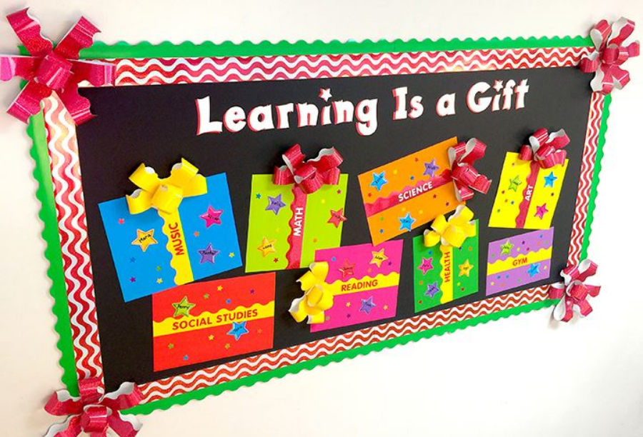 Learning is a Gift
