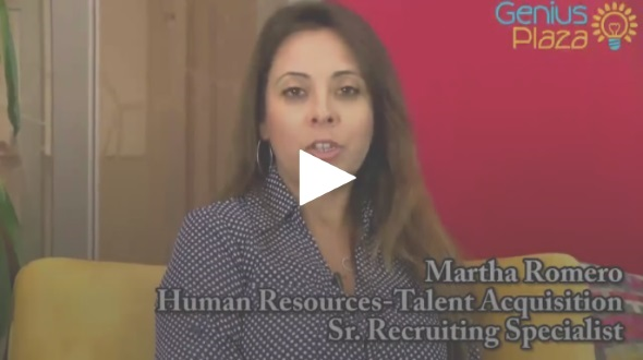 Genius Plaza Career Profile Martha Romero