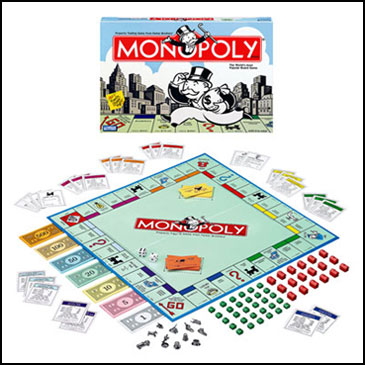Best board games for kids - Monopoly