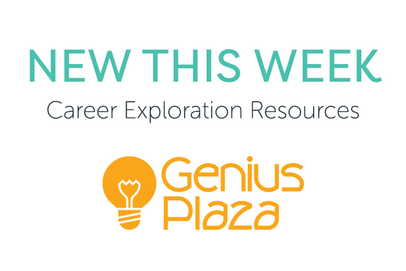 New This Week: Genius Plaza