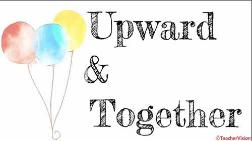 Upward and Together mantra