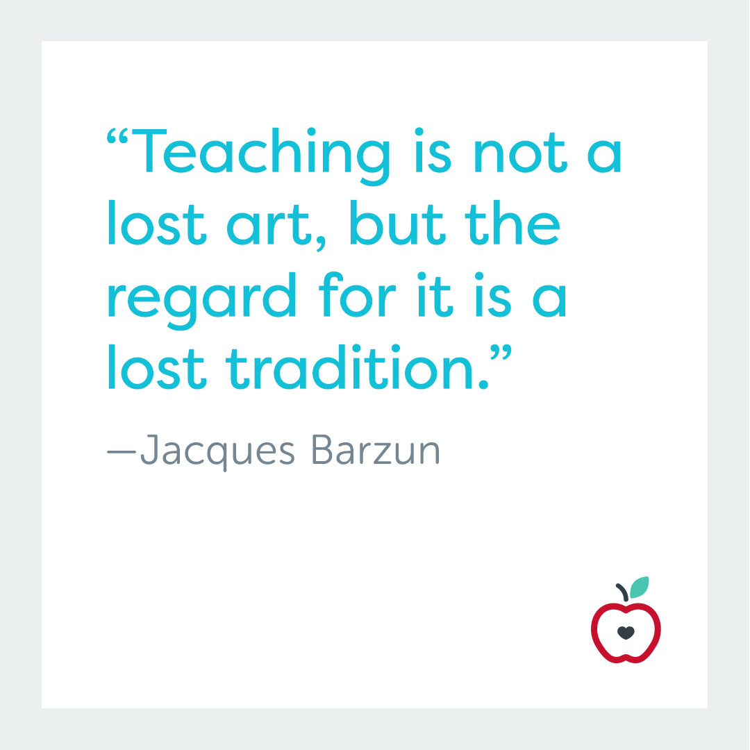 Jacques Barzun quote