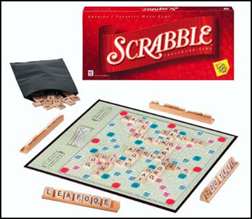 Best board games for kids - Scrabble