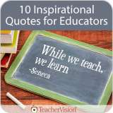 10 Inspirational Quotes for Educators