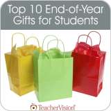 Top Ten End of Year Gifts for Students