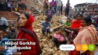 Nepal Gorkha Earthquake FutureFit Project