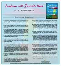 Landscape with Invisible Hand Teaching Guide