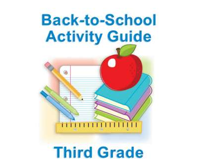 Third Grade Summer Learning Guide: Get Ready for Back-to-School