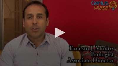 Genius Plaza Ernesto Munoz Biologist Career Profile