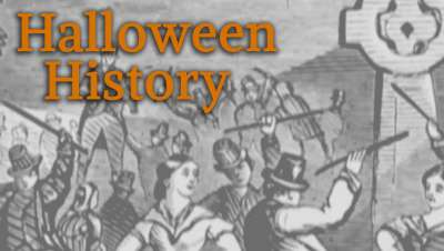 History of Halloween Videos & Activities