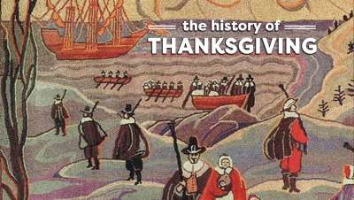 History of Thanksgiving Videos and Activities
