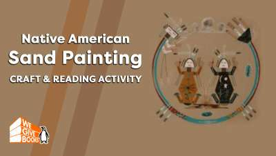 Native American Sand Painting crafts