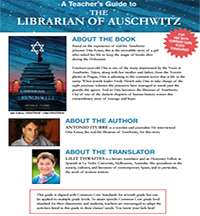 Librarian of Auschwitz Teaching Guide
