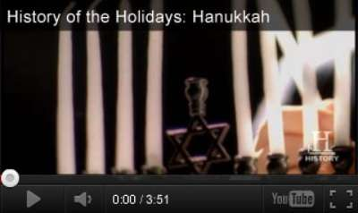 Story of Hanukkah Videos and Activities