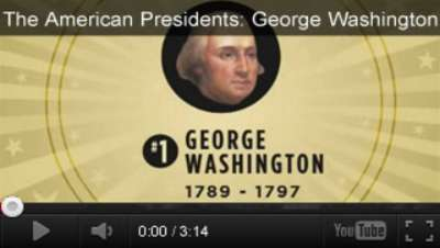 George Washington Videos and Activities