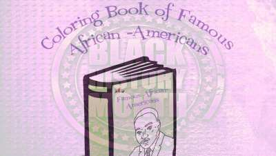 Printable Book of African Americans