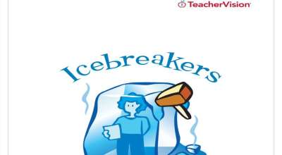 Icebreakers Printable Book (K-8)