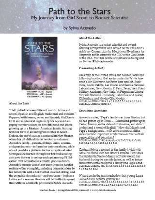 Path to the Stars by Sylvia Acevedo