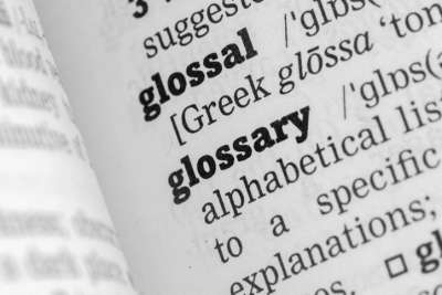 Assessment Accommodations Glossary