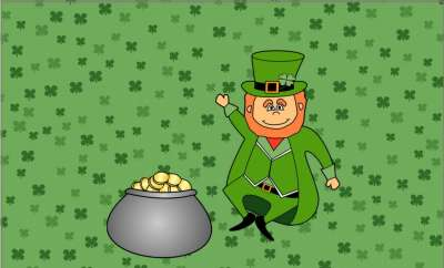 A St. Patrick's day themed problem-solving activity for students