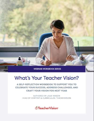 A reflection workbook for teachers