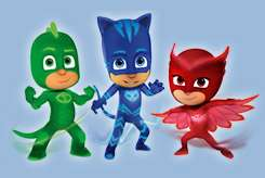 Sponsored By PJ Masks