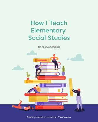 How I Teach Elementary Social Studies E-Book