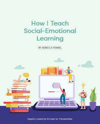 How I Teach Social-Emotional Learning E-Book