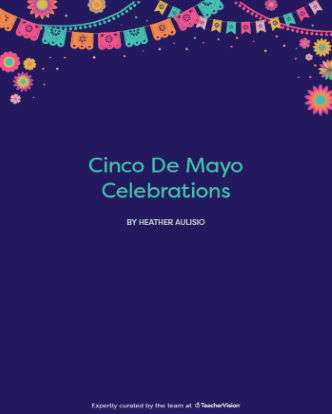 Cinco de Mayo Activities for Elementary Students
