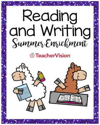 Elementary Summer Reading and Writing Enrichment Activity Packet