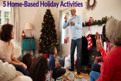 5 home-based educational activities for the holidays