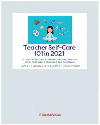 Teacher Self-Care 101 in 2021