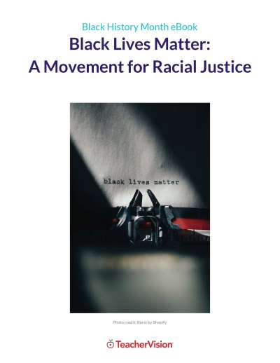 Black Lives Matter E-Book Cover