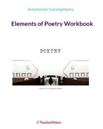 Elements of Poetry Workbook
