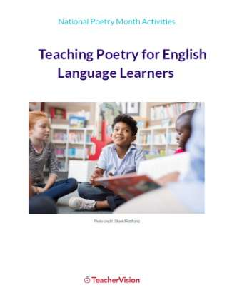 Teaching Poetry for English Language Learners