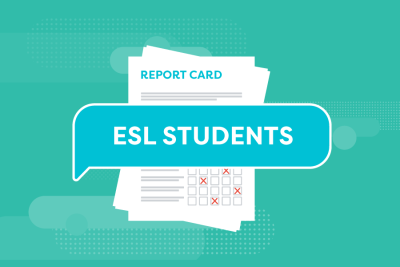 report card remarks for ESL students