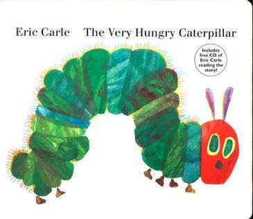 Top 10 Eric Carle Books plus Activities